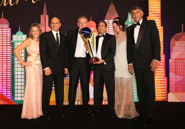 Giordano Receives International Retailer of the Year Award