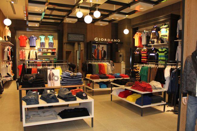 Giordano DISP2 Yas Mall